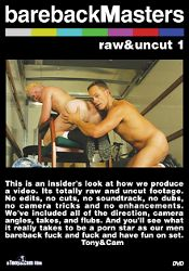 Gay Adult Movie Bareback Masters: Raw And Uncut