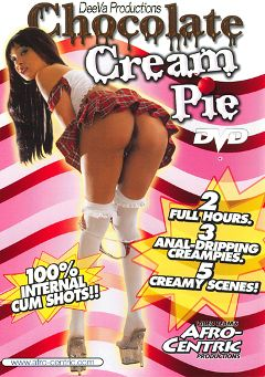 "Adult entertainment movie ""Chocolate Cream Pie"" starring Promise, Caramel & Africa. Produced by Video Team."