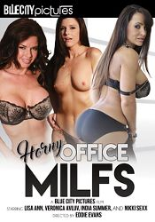 Straight Adult Movie Horny Office MILFS