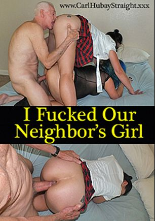 I Fucked Our Neighbor's Girl, starring Lexi Bleu, Elektra and Carl Hubay, produced by Hot Clits Video.