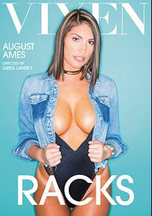 Racks, starring August Ames, Cyrstal Rae, Nina North, Jean Val Jean, Jason Brown, Lily Love and Mick Blue, produced by Vixen.