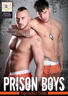 Prison Boys: Psychotic Cellie