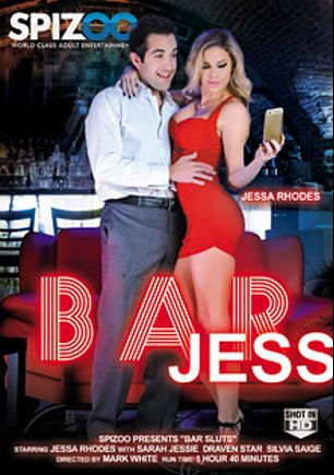 Bar Sluts, starring Sarah Jessie, Silvia Saige, Jessa Rhodes and Draven Star, produced by Spizoo.