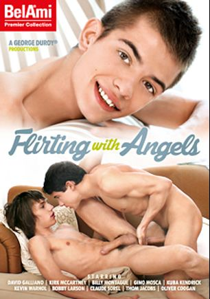 Flirting With Angels, starring Mirek Madl, Claude Sorel, Kevin Warhol, Oliver Coogan, Bobby Larson, Kuba Kendrick, David Galliano, Kirk McCartney, Billy Montague and Gino Mosca, produced by Bel Ami.