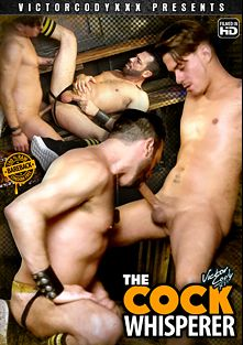 The Cock Whisperer, starring Milan Gamiani and Cesar Xes, produced by CJXXX and VictorCodyXXX.