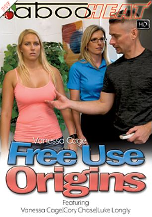 Vanessa Cage In Free Use Origins, starring Vanessa Cage, Luke Longly and Cory Chase, produced by Taboo Heat.