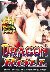 Gay Adult Movie Dragon Roll