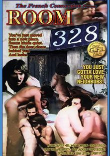 Room 328, starring Jack Ott, Angelo Di Anda, Ted Nite, Larry Lust, Bart Rideers and Jader Moore, produced by French Connection and G.F.I..