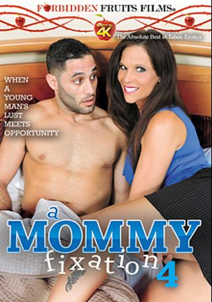 A Mommy Fixation 4, starring Reagan Foxx, Anya Olsen, Jodi West, Syren De Mer, McKenzie Lee, Codey Steele, Damon Dice and Brad Knight, produced by Forbidden Fruits Films.