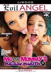 Straight Adult Movie Me And Mommy's Messy Mouth 2