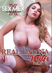 Real Latina Milfs 2, starring Eva Davai, Gaby Garcia, Gigi Alarcon, Gali Diva and Nicky Ferrari, produced by SexMex and PornPlays.