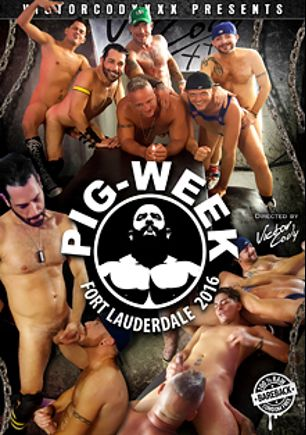 Pig-Week Fort Lauderdale 2016, starring Kirby Kennedy, Cesar Xes, Milan Gamiani, Ray Dalton, Sean Hunter and Brandon Taylor, produced by CJXXX and VictorCodyXXX.