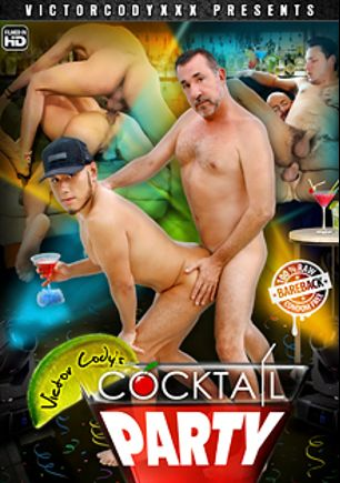 Victor Cody's Cocktail Party, starring Victor Cody, produced by CJXXX and VictorCodyXXX.