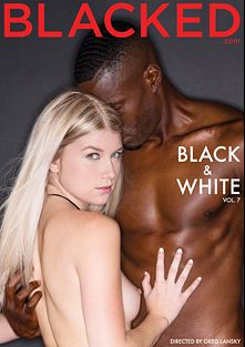 Black And White 7, starring Arya Fae, Brock Doom, Raylin Ann, Lyra Louvel, Audrey Holiday, Aidra Fox, Jovan Jordan, Rob Piper, Flash Brown (m) and Jason Brown, produced by Blacked.