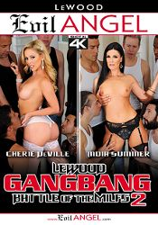Straight Adult Movie LeWood Gangbang: Battle Of The MILFs 2