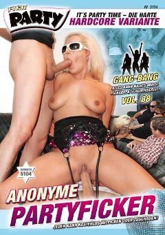 "Adult entertainment movie ""Fick Party: Fuck And Dance 88: Anonyme Partyficker"". Produced by MEGA-FILM."