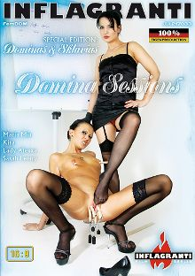 Domina Sessions: Special Edition: Dominas And Sklavias