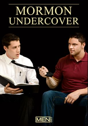 Mormon Undercover, starring Paul Canon, Jason Maddox, Jake Wilder and Jimmy Fanz, produced by Men.