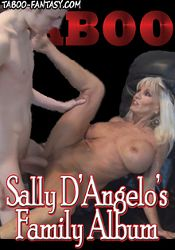 Straight Adult Movie Sally D'Angelo's Family Album