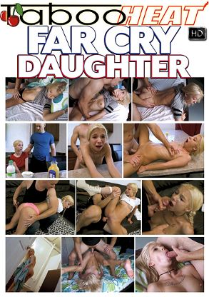 Straight Adult Movie Kenzie Reeves In Far Cry Daughter - back box cover