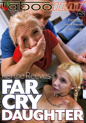 Straight Adult Movie Kenzie Reeves In Far Cry Daughter - front box cover