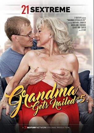 Grandma Gets Nailed 5, starring Szuzanne, Masha Sun, Jennyfer, Oliver and Mariana, produced by 21 Sextreme.