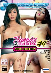 Straight Adult Movie Trannies In Training 4: Solo Edition