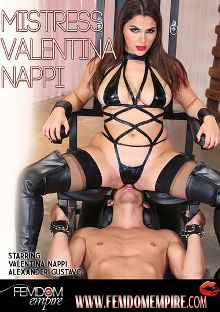 Mistress Valentina Nappi