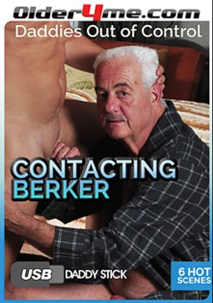 Contacting Berker, starring Berker, Gabriel, Tony Da Rimma, Silver Fox, Felix and Jay, produced by Older4Me.