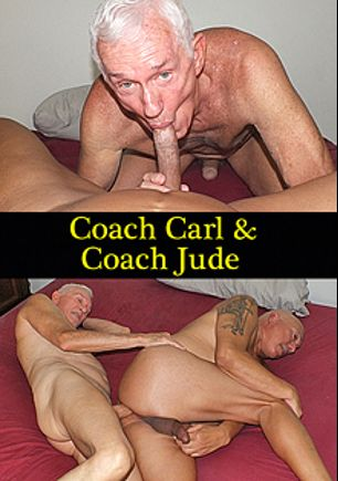 Coach Carl And Coach Jude, starring Carl Hubay and Jude Marx, produced by Hot Dicks Video.