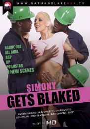 """Just Added presents the adult entertainment movie """"Simony Gets Blaked""""."""