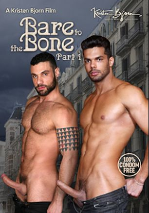 Bare To The Bone Part 1, starring Letterio Amadeo, Lucas Fox, Rick De Silver, Alejandro Dumas, Alberto Esposito, Patryk Jankowski, James Castle, Viktor Rom, John Rodriguez, Manuel Olveyra, Craig Daniels, Esteban Nice and Peter Cox, produced by Kristen Bjorn Productions.