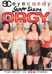 Straight Adult Movie Super Sized Orgy 6