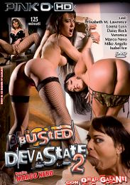 "Just Added presents the adult entertainment movie ""Busted - Devastate 2""."