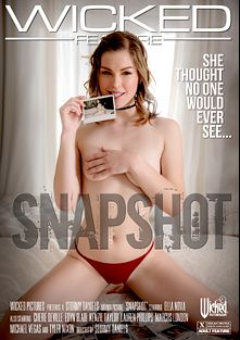 Snapshot, starring Ella Nova, Kenzie Taylor, Edyn Blair, Tyler Nixon, Cherie DeVille, Lauren Phillips, Michael Vegas and Marcus London, produced by Wicked Pictures.