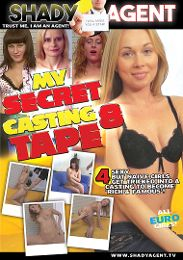 "Just Added presents the adult entertainment movie ""My Secret Casting Tape 8""."