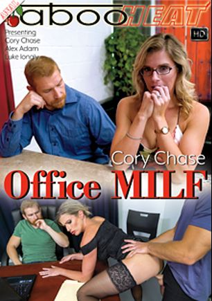 Cory Chase In Office MILF, starring Cory Chase, Alex Adams and Luke Longly, produced by Taboo Heat.