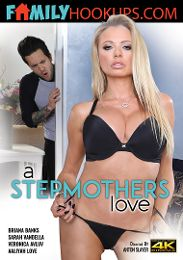 "Featured Star - Veronica Avluv presents the adult entertainment movie ""A Stepmothers Love""."