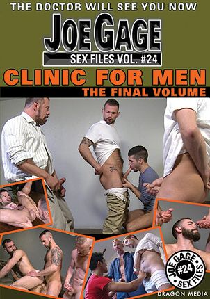 Gay Adult Movie Joe Gage Sex Files 24: Clinic For Men