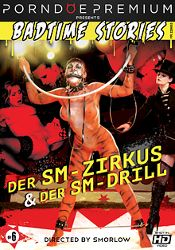Straight Adult Movie Badtime Stories: Der SM-Zirkus And Der SM-Drill