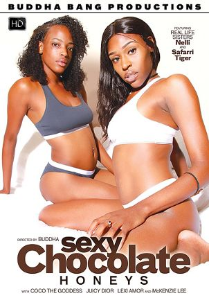 Straight Adult Movie Sexy Chocolate Honeys