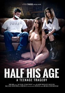 Half His Age: A Teenage Tragedy, starring Jill Kassidy, Kristen Scott, Cherie DeVille, Small Hands, Xander Corvus and Charles Dera, produced by Pure Taboo.