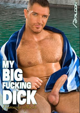 My Big Fucking Dick: Francesco D'Macho, starring Francesco D'Macho, Kyle King, Rusty Stevens, Adam Killian, Tim Kruger, Ken Browning, Jason Ridge, Arpad Miklos and Wilfried Knight, produced by Falcon Studios Group and Falcon Studios.