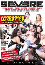 """Just Added presents the adult entertainment movie """"Corrupted By The Evils Of Fetish Porn""""."""