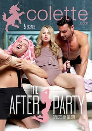 The After Party, starring Jillian Janson, Madi Meadows, Angel Smalls, Aubrey Star, Tysen Rich, Sara Luvv, Hope Howell, Xander Corvus, Jean Val Jean, Mr. X and Erik Everhard, produced by Colette.