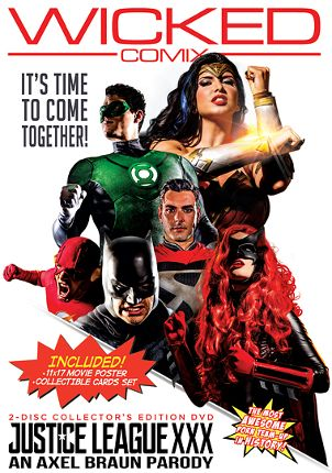 Straight Adult Movie Justice League XXX: An Axel Braun Parody