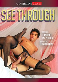 See Through, starring Leonardo (KMW) and Stefan, produced by Gentlemens Closet and Ducati Studios.
