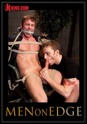 Gay Adult Movie Officer Maguire Taken Down And Relentlessly Edged By Two Pervs