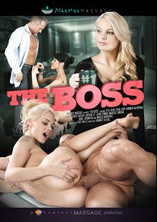 The Boss, starring Elsa Jean, Sara Luvv, Carmen Valentina, Kenzie Taylor, Jayden Lee, Marcus London, Marco Banderas, Kurt Lockwood and John Strong, produced by Fantasy Massage Production and Nuru Massage.