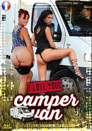 I Love Your Camper Van, starring Natacha Guapa, Kim Equinoxx, Michael Cheritto and Carla (f), produced by HPG Production.